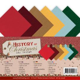 AD-A510026 Karton A5  - History of Christmas - Amy Design