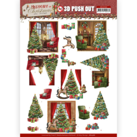 SB10566 Stansvel A4 - History of Christmas - Amy Design
