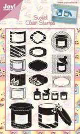 6410-0085 Clearstempel - Joy Crafts
