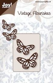 6003/0033 Snij- en embosmal - Joy Crafts