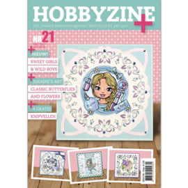 Hobbyzine Plus nr. 21