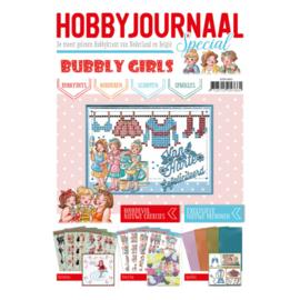 HJBS10001 Hobbyjournaal Bubbly Girls Special