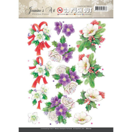 SB10172 Stansvel A4 - Christmas Classic - Jenine's Art