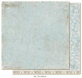 596 Scrappapier dubbelzijdig - Vintage Spring - Maja Design