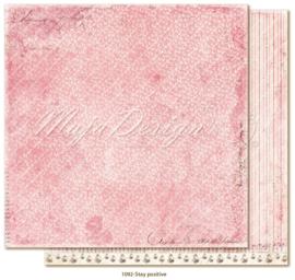 1092 Scrappapier dubbelzijdig - Miles Apart - Maja Design