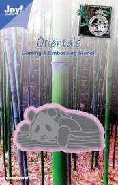 6002-0232 Snij- en embosmal - Joy Crafts