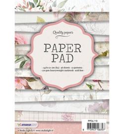 PPSL110 Paperpad A5 - Studio Light