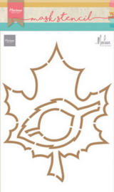 PS8014 Mask Stencil - Marianne Design