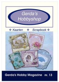 Gerda's Hobby Magazine nr. 13