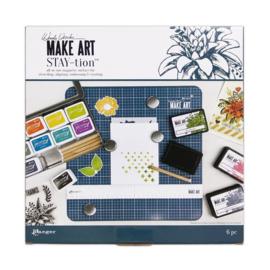 WVA64626 Ranger - Wendy Vecchi - Make Art STAY-tion