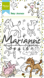 HT1630 Clearstempel  - Marianne Design