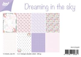 6011-0596 Papierset A4 - Joy Crafts