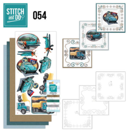 Stitch en Do nr. 54 - Heren