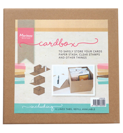LR0035 Cardbox - Marianne Design