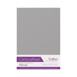 Platinum - Glanskarton A4 310 grams - 10 vel - Centura Pearl