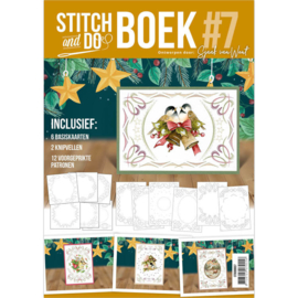 Stitch and Do boek nr. 7
