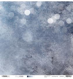 SCRAPSA04 Scrappapier dubbelzijdig  - Snowy Afternoon - Studio Light