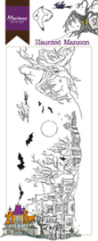 HT1627 Clearstempel  - Marianne Design