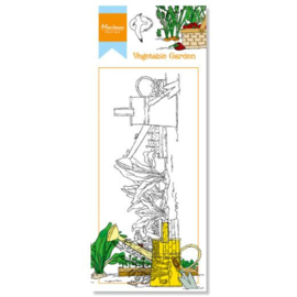 HT1612 Clearstempel  - Marianne Design