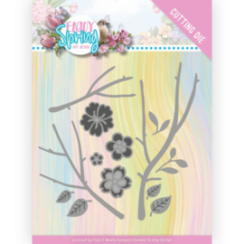 ADD10242 Snij- en embosmal - Enjoy Spring - Amy Design