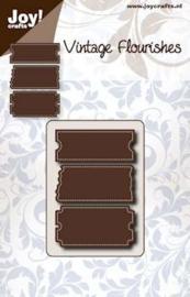 6003/0063 Snij- en embosmal - Joy Crafts