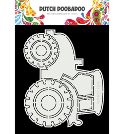 470.713.852 Card ArtTractor - Dutch Doobadoo