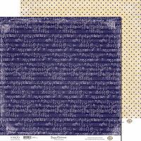 SM12487 Scrappapier dubbelzijdig - Christmas Song - Inkido