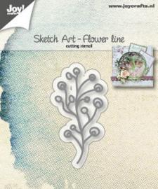 6002-1246 Snij- en embosmal - Joy Crafts