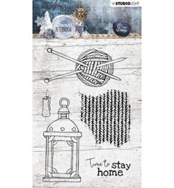 STAMPSA398 Stempel  - Snowy Afternoon - Studio Light
