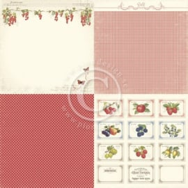 PD5402 Scrappapier - Siri's Kitchen - Pion Design