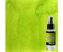 Alien Goo Green - Outer Space Starbust Spray - Lindy's Stampgang - Pakketpost!