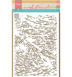 PS8097 Stencil  - Marianne Design