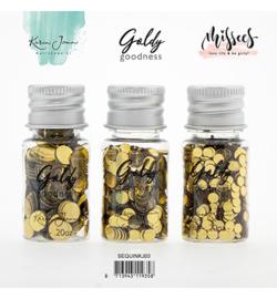 SEQUINKJ03 pailletten - Missees - Karin Joan - Studio Light