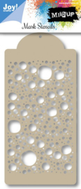 6002-0836 Polybesa stencil - Joy Crafts