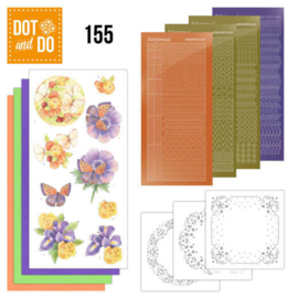 Dot en Do nr. 155 - Delightful Flowers