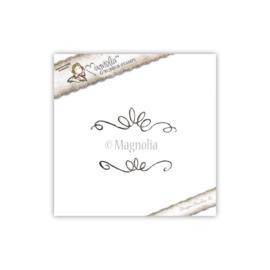 nr. 1012 Summer Swirls- Magnolia Stempel