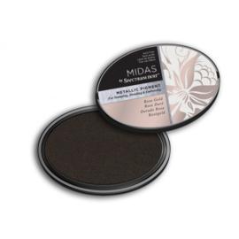 Spectrum Noir Ink Pad - Midas Metallic -Rose Gold