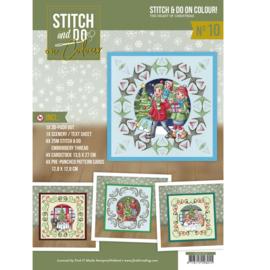 STDOOC10010 Stitch and Do on Colour set 10