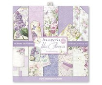 Paperpad 30.5 x 30.5 cm Lilac - Stamperia