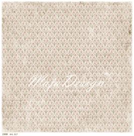 517 Scrappapier dubbelzijdig - Vintage Summer - Maja Design