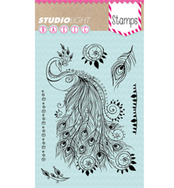 STAMPSL268 Stempel Mixed Media - Studio Light