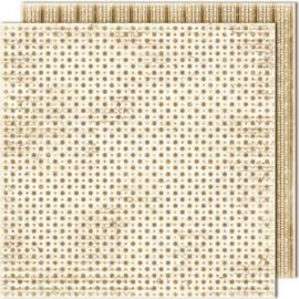 476 Scrappapier dubbelzijdig - Vintage Winter - Maja Design