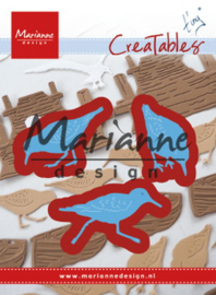 LR0596 Creatable - Marianne Design