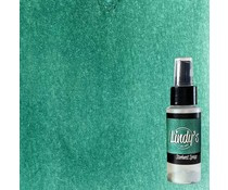 Aqua - Outer Space Starbust Spray - Lindy's Stampgang - Pakketpost!