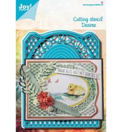 6002-1503 Snij- en embosmal - Joy Crafts