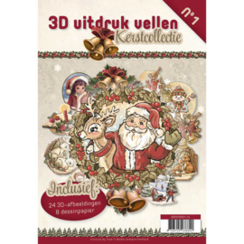 Stansboeken A4 Card Deco