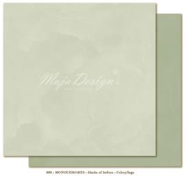 889 Scrappapier Monochromes Shades of Sofiero - Maja Design