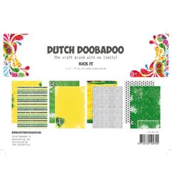473.005.012 - Dutch design papier - Voetbal