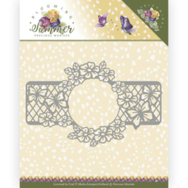 PM10158 Snij- en embosmal - Blooming Summer - Marieke Design
