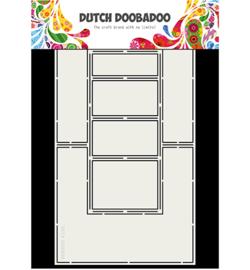470.713.706 Dutch Card Art A4 - Dutch Doobadoo